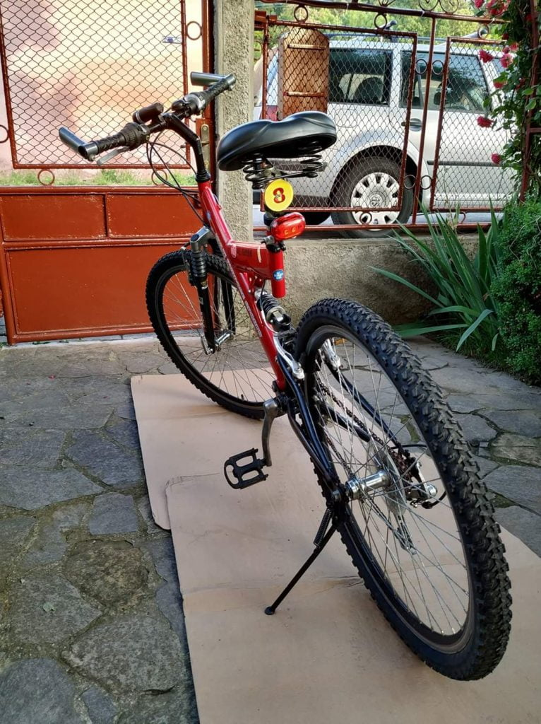 Venesis House Rent a Bike Sighisoara mountain bike