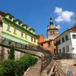 sighisoara-transilvania-romania-turnul-cu-ceas