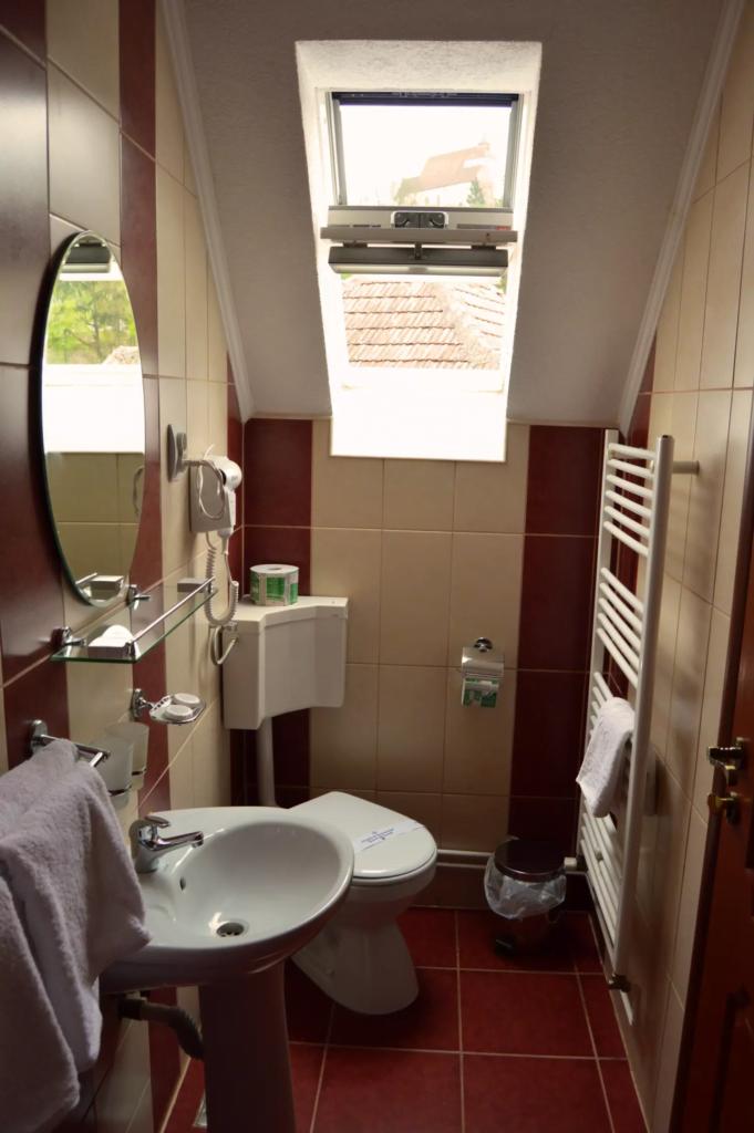 venesis-house-sighisoara-room-no-9-bathroom-sink-toilet-mirror-towels